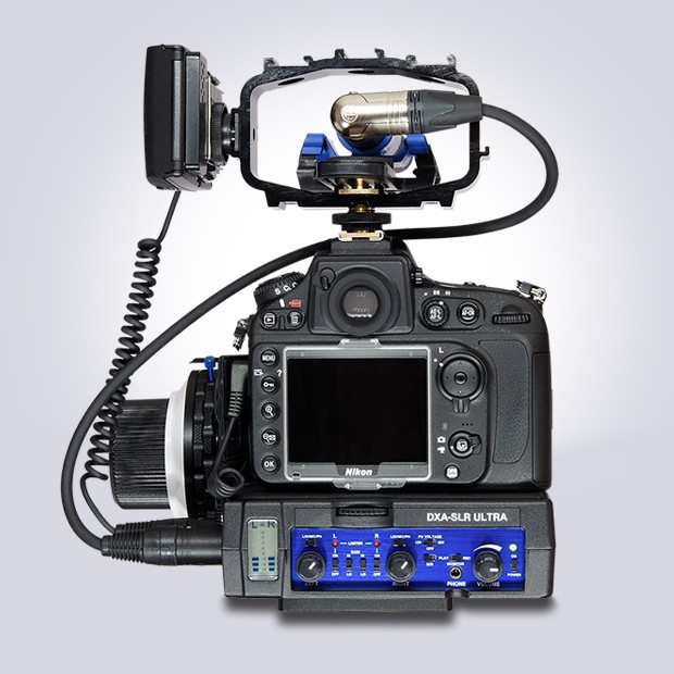Photo of BeachTech DXA-SLR Pro-Sunet profesional la filmarea cu DSLR-ul