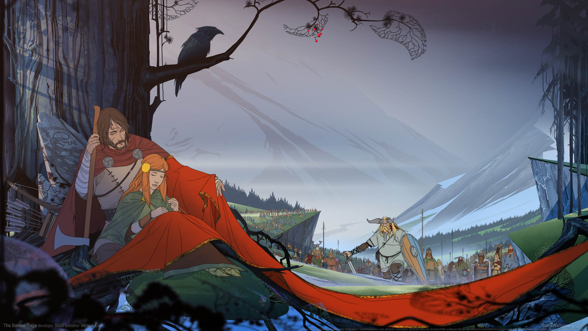Photo of The Banner Saga Review – Un joc neașteptat de bun!