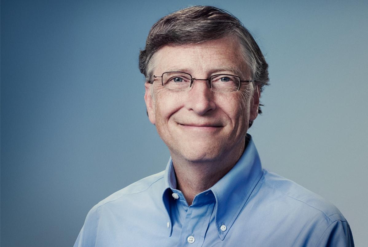 "Photo of Bill Gates: ""Jumatate dintre companiile din Valley sunt stupide!"""