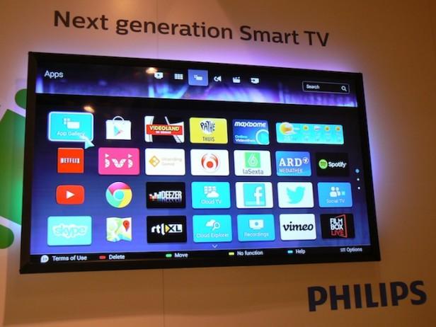 Photo of Philips 8000-Televizorul frate de Android cu telefonul tau