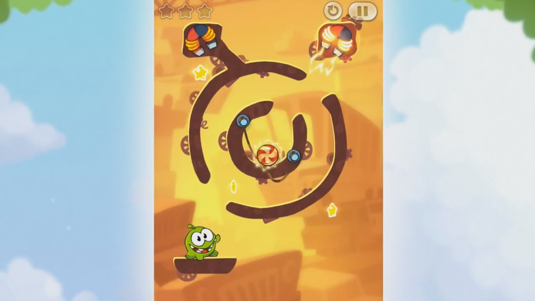 Photo of Cut The Rope 2 – Taie cu cap!