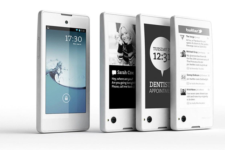Photo of Smartphone cu doua fete!