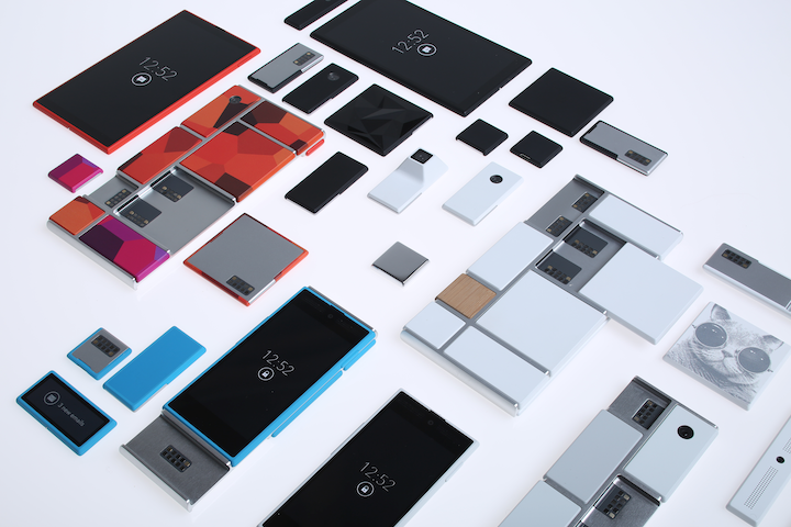 Photo of Telefonul modular Project Ara nu este mort, revine in 2017