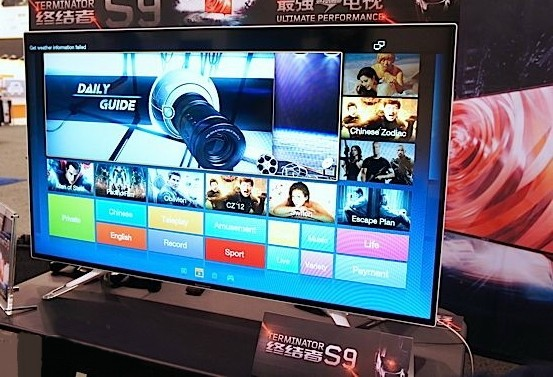 Photo of Lenovo Smart TV cu procesor Tegra K1
