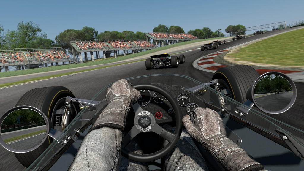 Project Cars Slightly Mad Studios