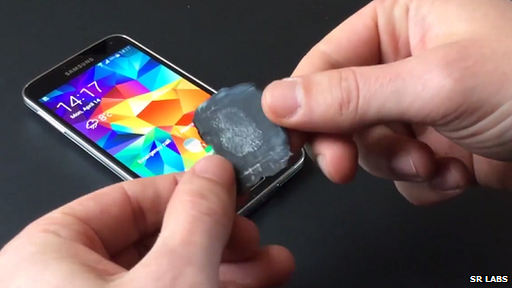 Photo of Galaxy S5, sistem de autentificare prin amprenta nesigur