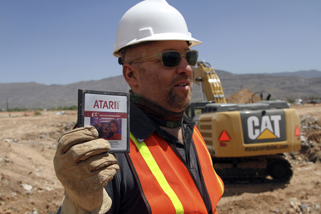 Photo of Noi imagini din santierul Atari