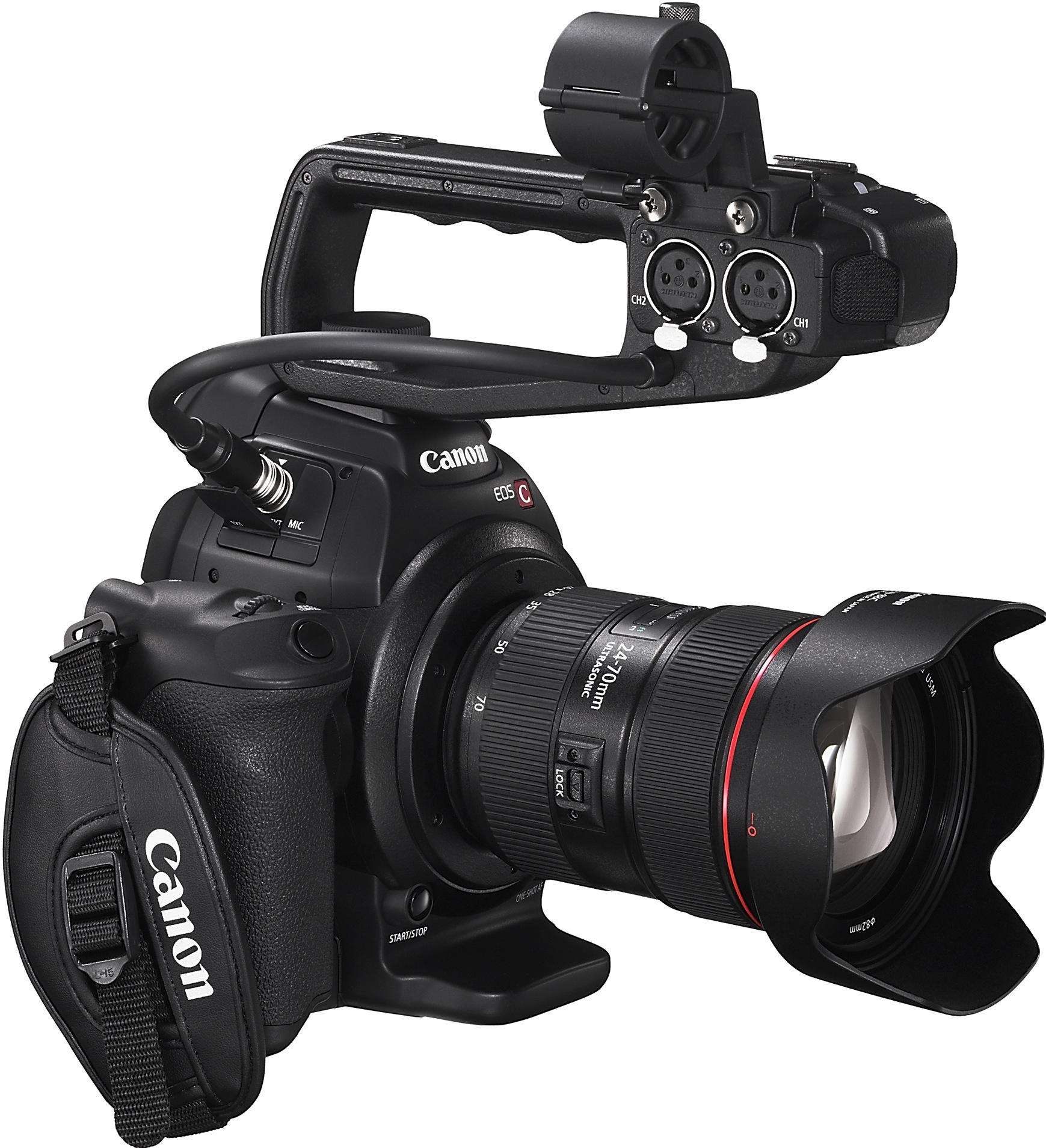 Photo of Test: CANON C100-specificatii high-end la un pret decent!