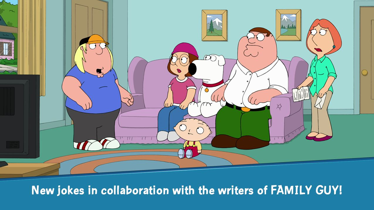 Photo of Family Guy The Quest for Stuff-Serial de animatie reusit, joc dezamagitor