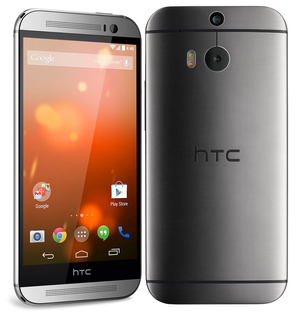 Photo of HTC One M8 cu Android curat