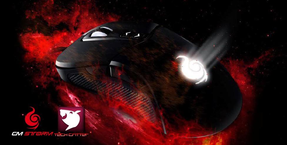 """Photo of Test: CM Storm Mizar, mouse pentru jucatorii """"profesionisti"""""""