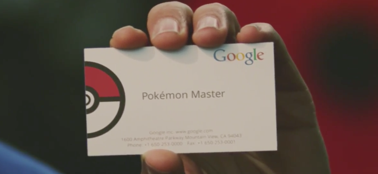 Photo of Google te pune sa cauti Pokemoni!