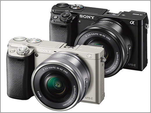 Photo of Sony a6000, un mirrorless mic si rau, disponibil de asta-seara in Romania