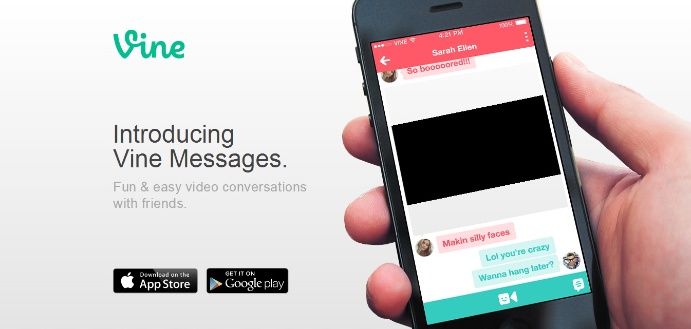 Photo of Vine Update – Mesaje text si vine-uri private