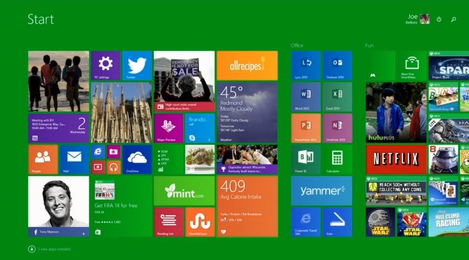 Photo of Windows, din nou prietenos cu mouse-ul si tastatura. De poimaine!