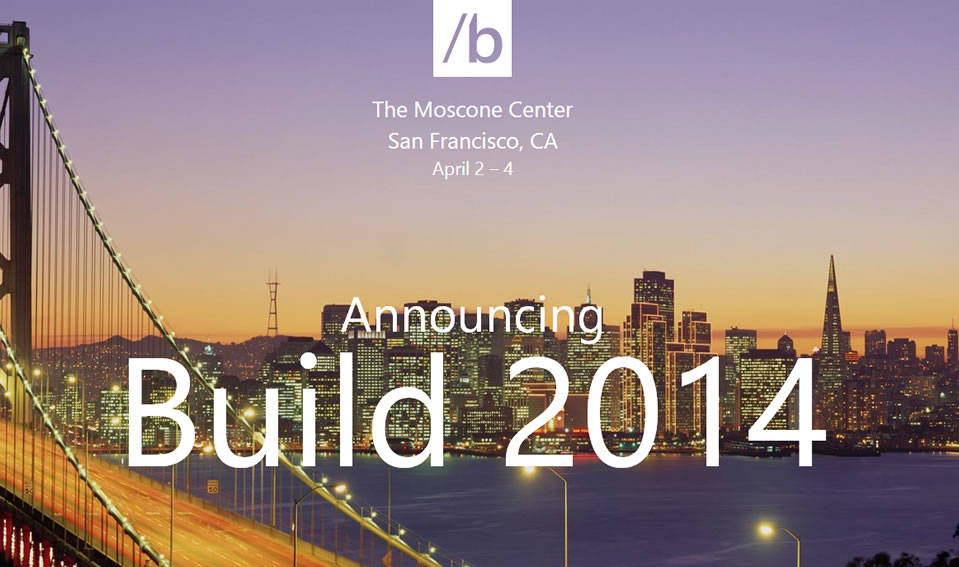 Photo of Microsoft Build 2014 -Surprize, surprize!