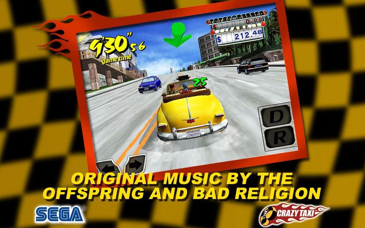 Photo of Crazy Taxi-Un titlu clasic, acum pe mobile!
