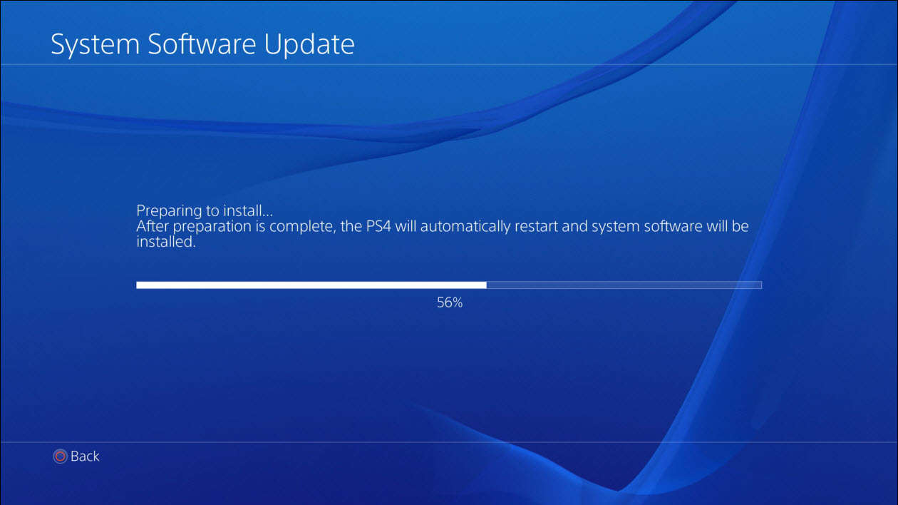 Photo of Noul update de firmware PS4 ne scuteste de luminite!