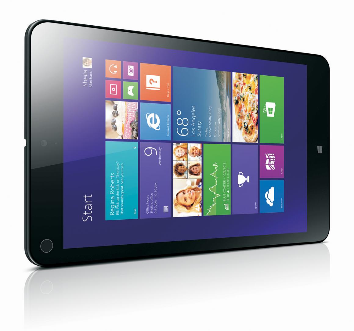 Photo of Noul Lenovo ThinkPad 8