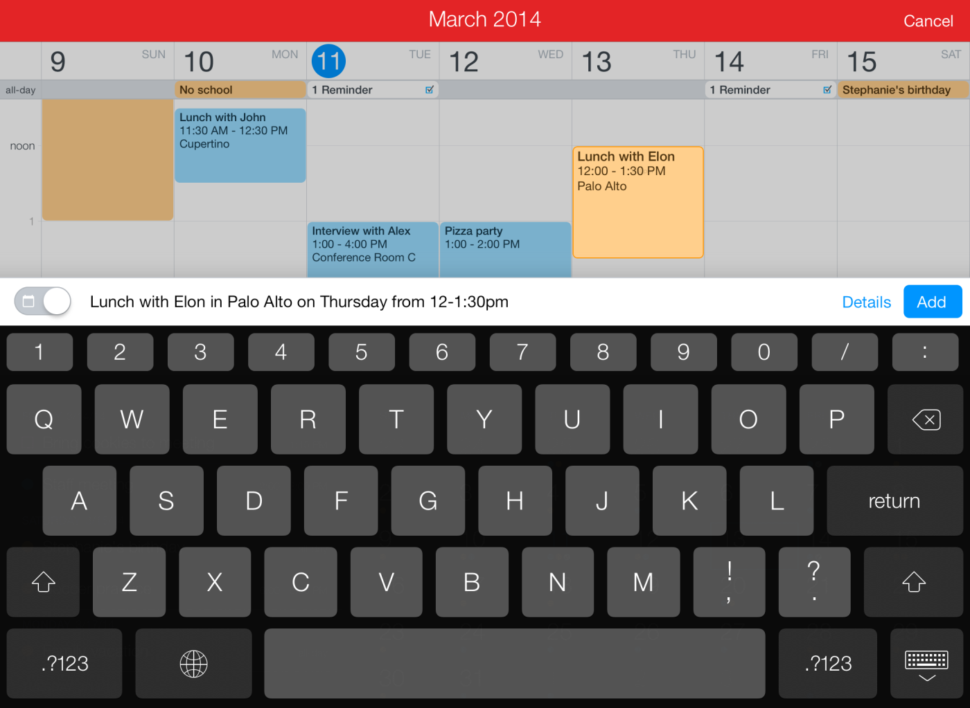Photo of Fantastical 2 soseste pe iPad!