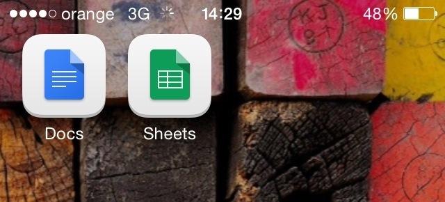 Photo of Google lanseaza Docs si Sheets pentru iOS!