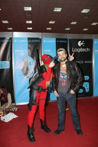 Deadpool Comic Con