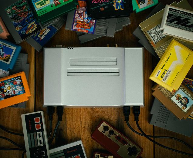 Photo of Scrisoare catre Mos Craciun: O clona de NES din aluminiu, la doar 500$!