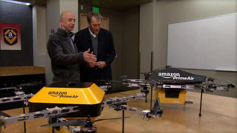 Photo of Amazon testeaza drone octocopter pentru livrarea produselor!