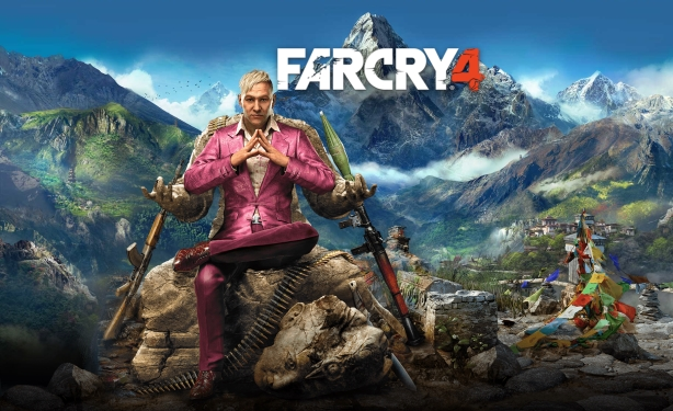 Photo of Ubisoft a anuntat oficial Far Cry 4!