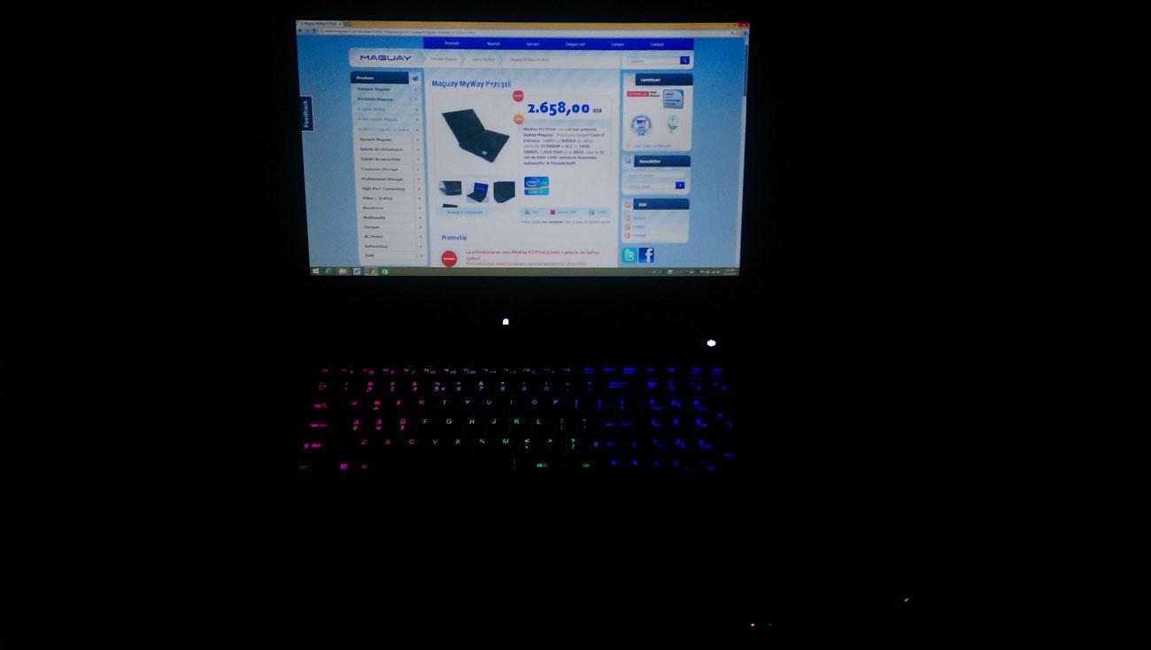 Photo of TEST: Maguay MyWay P1703SLI-Unul dintre cele mai puternice laptopuri de pe piata