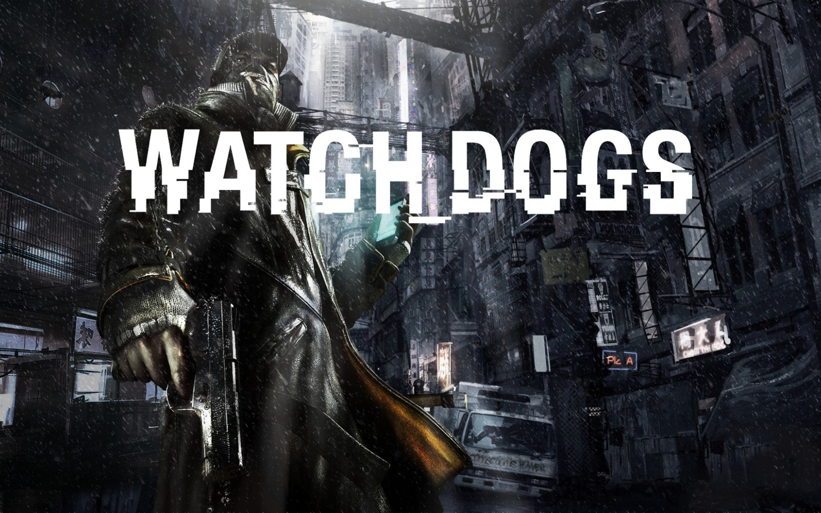Photo of Playstation 4 si Xbox One nu servesc Watch Dogs 1080p