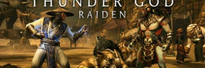 Photo of Doua personaje anuntate pentru Mortal Kombat X