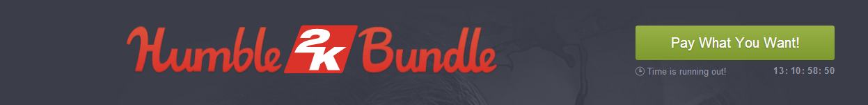 Photo of Superoferta Humble Bundle – 2K Bundle!