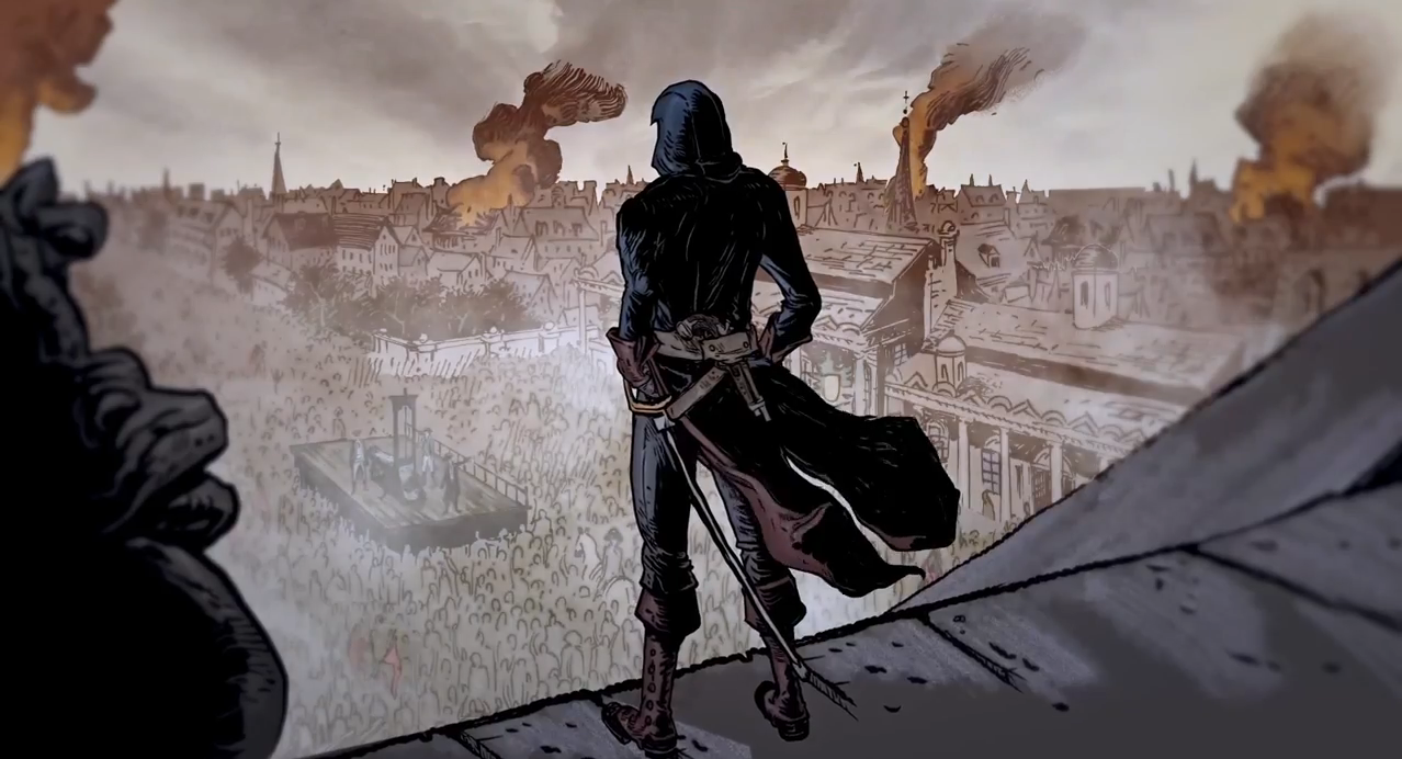 Photo of Noul trailer Assassin's Creed Unity vine de la Rob Zombie!