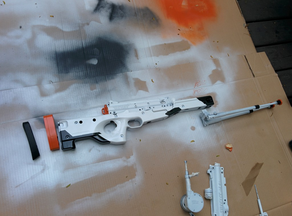 AWP Asiimov REAL almost done