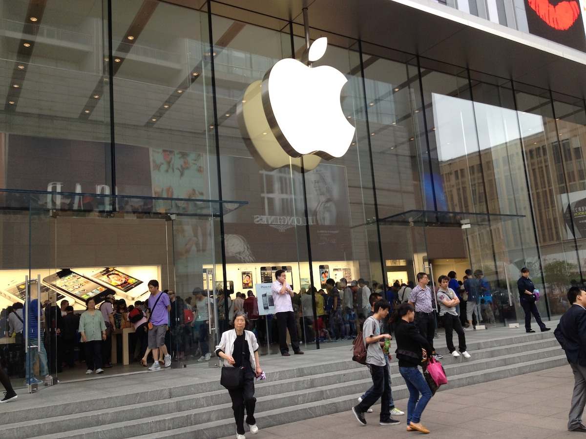 Photo of Toate cele 42 de magazine Apple din China au fost redeschise
