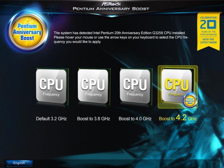 AsRock Z97 Anniversary P BIOS