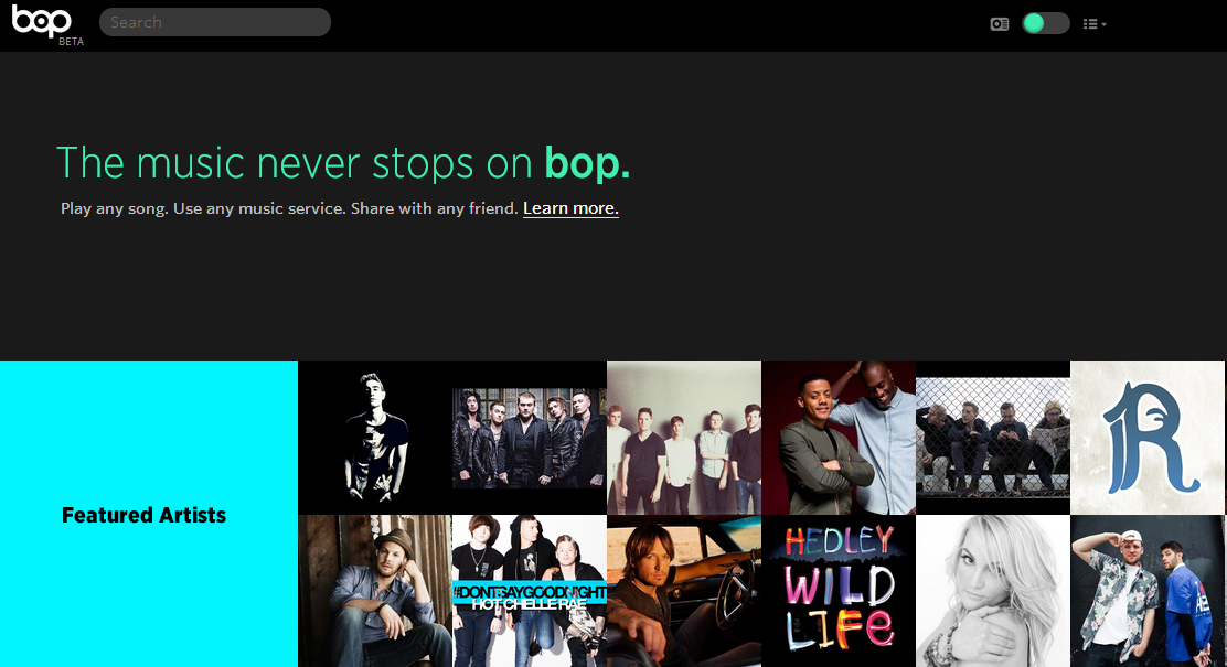 Photo of Bop.fm – Un excelent serviciu muzical, fara frontiere!!!