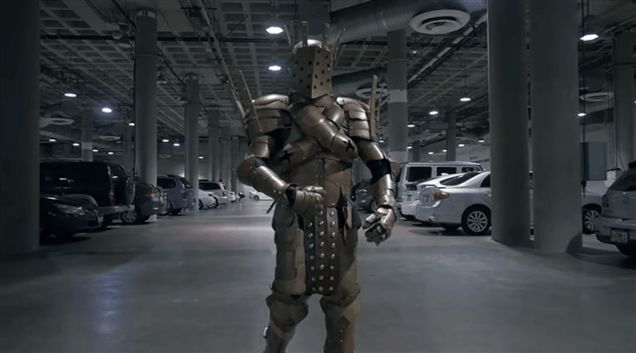 Photo of Sfinte Namco… that Dark Souls Cosplay!