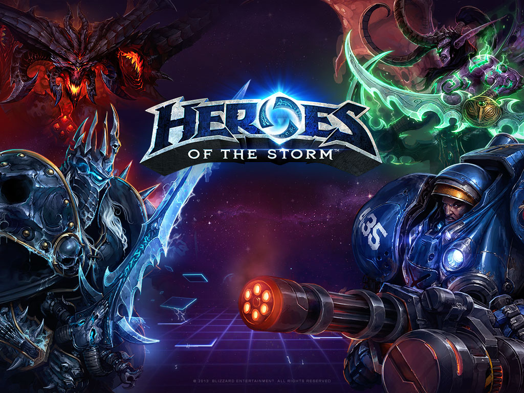 Photo of Heroes of the Storm Starter Pack la 16 lei