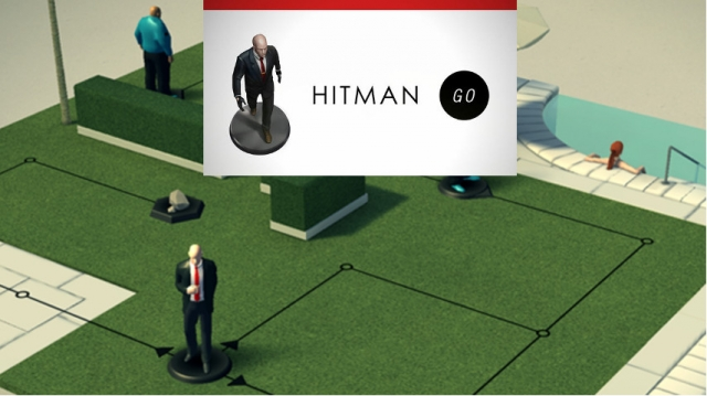 Photo of Hitman Go, adica Hitman…la purtator!
