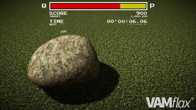 Photo of Inca un Rock Simulator!