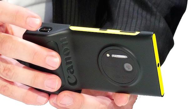 Photo of Terminale Lumia cu lentile…Canon?!