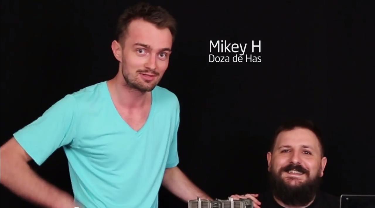 Photo of Prima lectie de overclocking a lui Mikey de la Doza de Has!