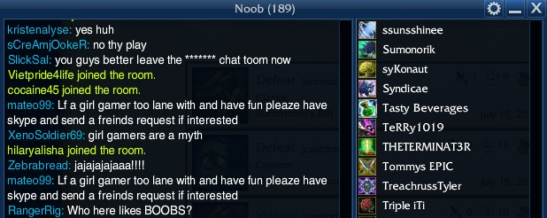 Photo of Riot Games vs Public Chat – 1 la 0