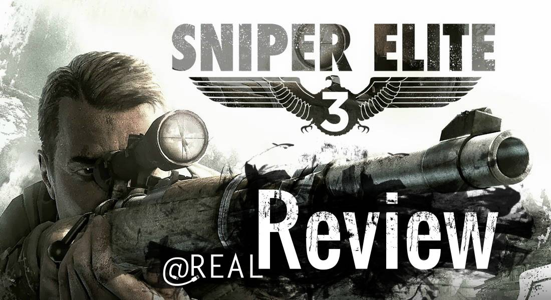 "Photo of ""Marile"" REVIEW-uri de jocuri se intorc la ZONA: SNIPER ELITE 3!"