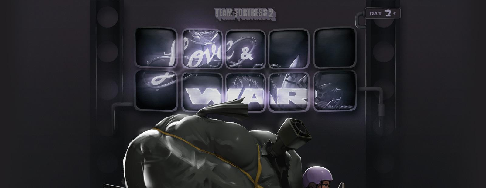 Photo of Team Fortress 2 merge in SPATIUUUUU!