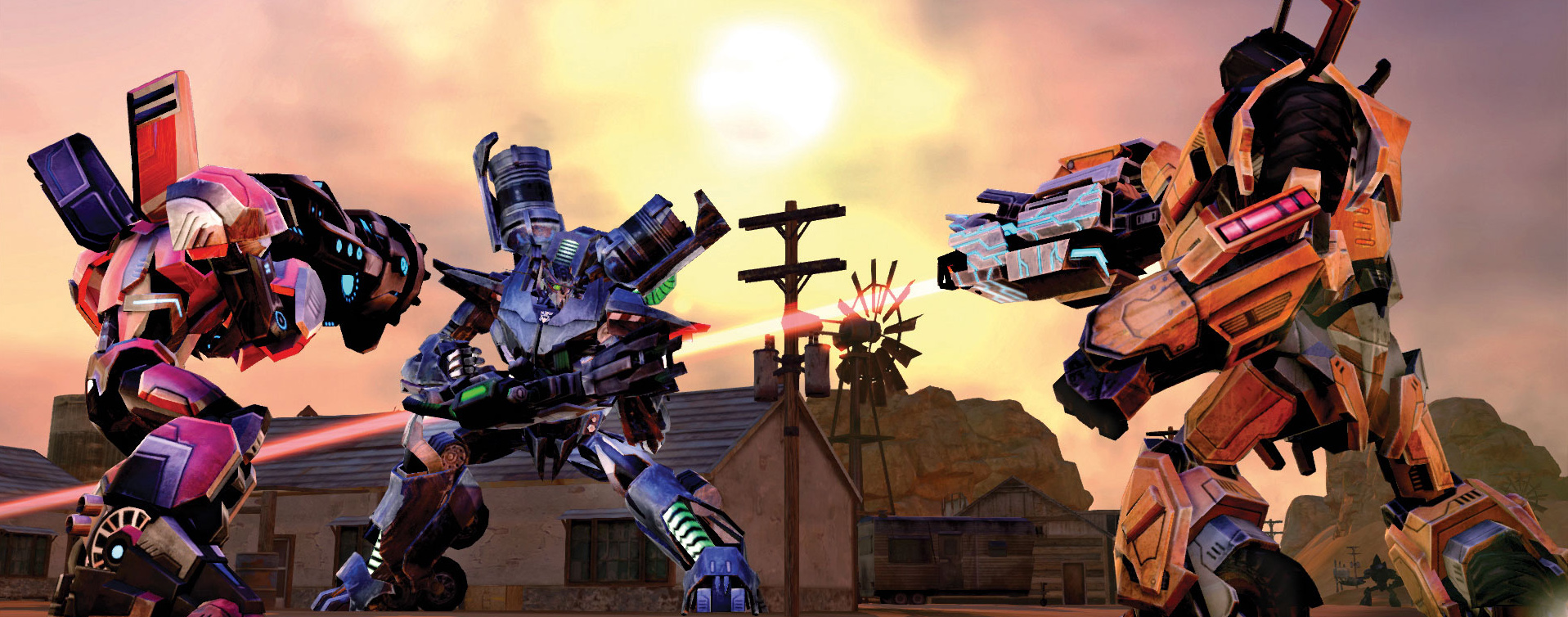Photo of MOBA-ul Transformers Universe intra in Open Beta