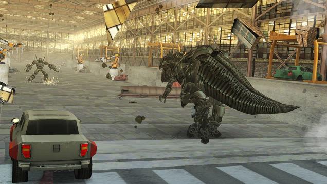Photo of Transformers Age of Extinction – Inca un runner cu…Autoboti!
