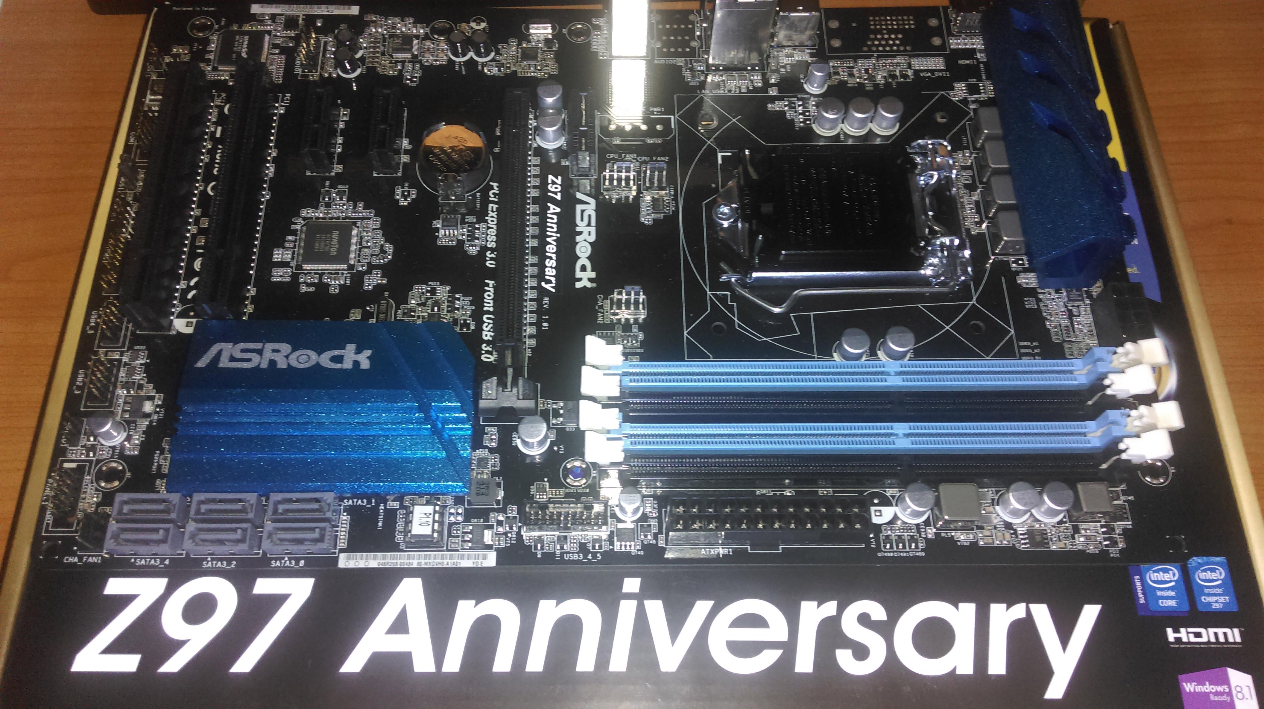 Photo of SUPERTEST: Intel Pentium G3258 + AsRock Z97 Anniversary!